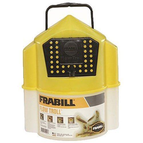 Frabill Flow-Troll Bucket 6/cs