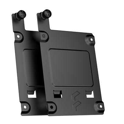 SSD Bracket B Blk 2pk