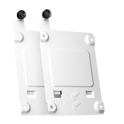 SSD Bracket B Wht 2pk