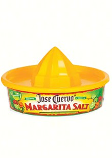 Jose Cuervo Margarita Salt with Juicer Lids