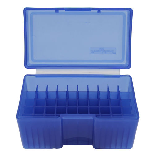 #505,  222223 50 ct. Ammo Box  Blue