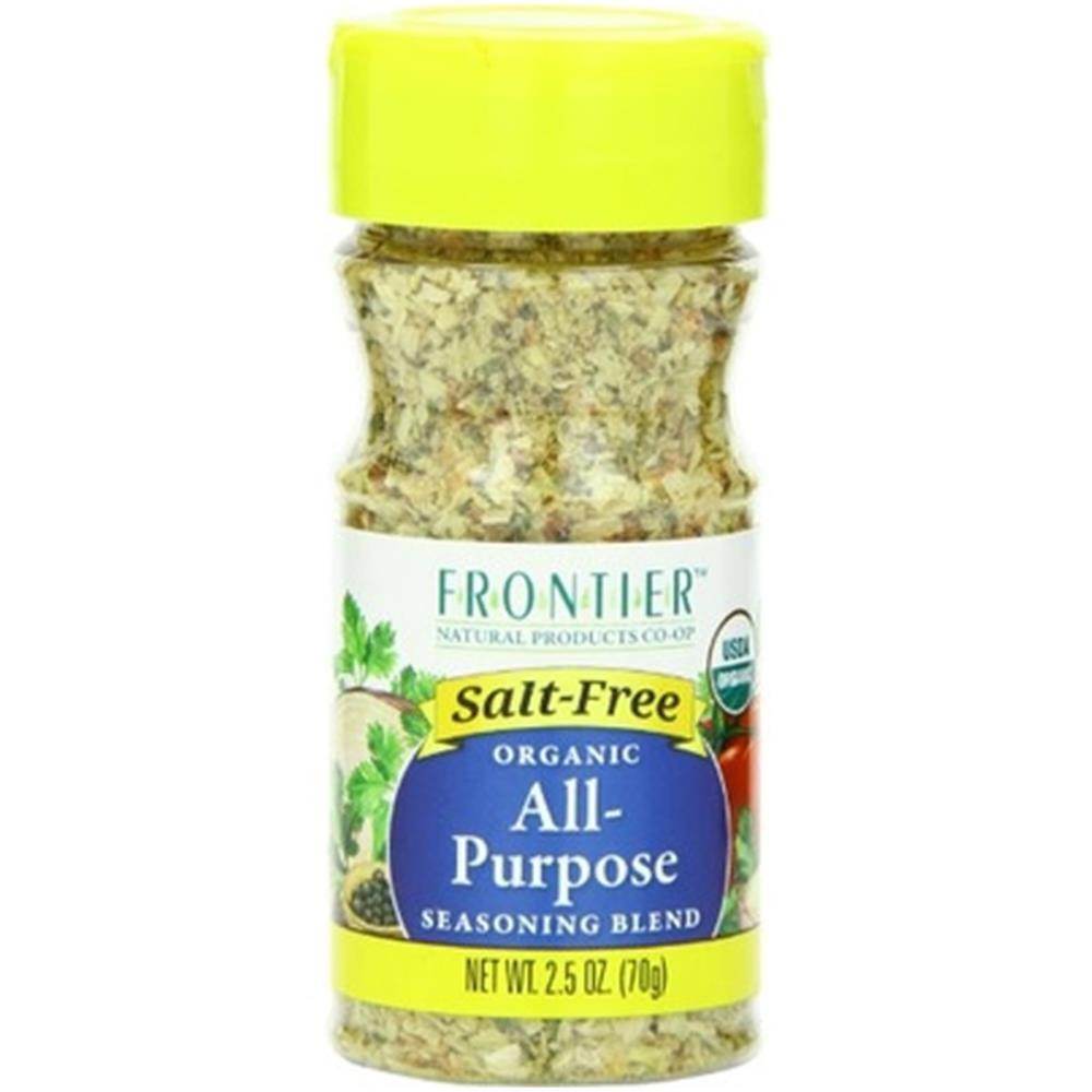 Frontier Herb - All Purpose Salt Free Seasoning ( 6 - 2.5 OZ)