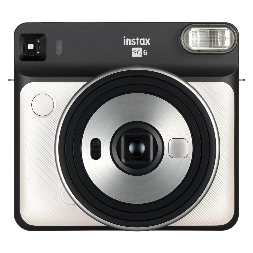 SQ6 Pearl White Instant Camera