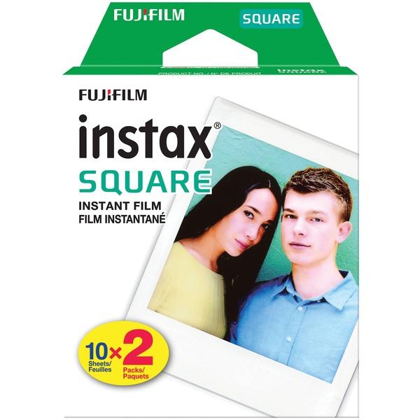 Instax Square Film 20 exposure