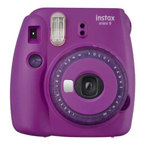 Instax Mini 9 Camera  Purple