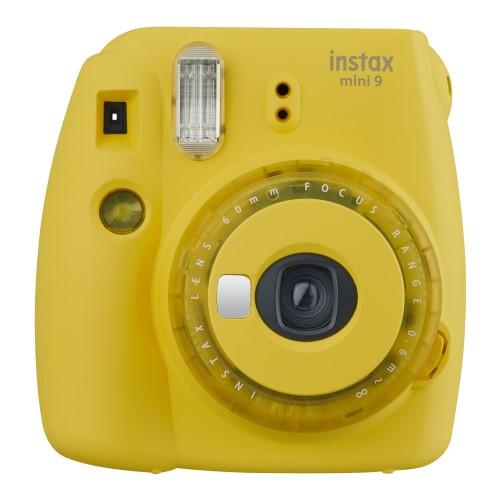 Instax Mini 9 Camera  Yellow
