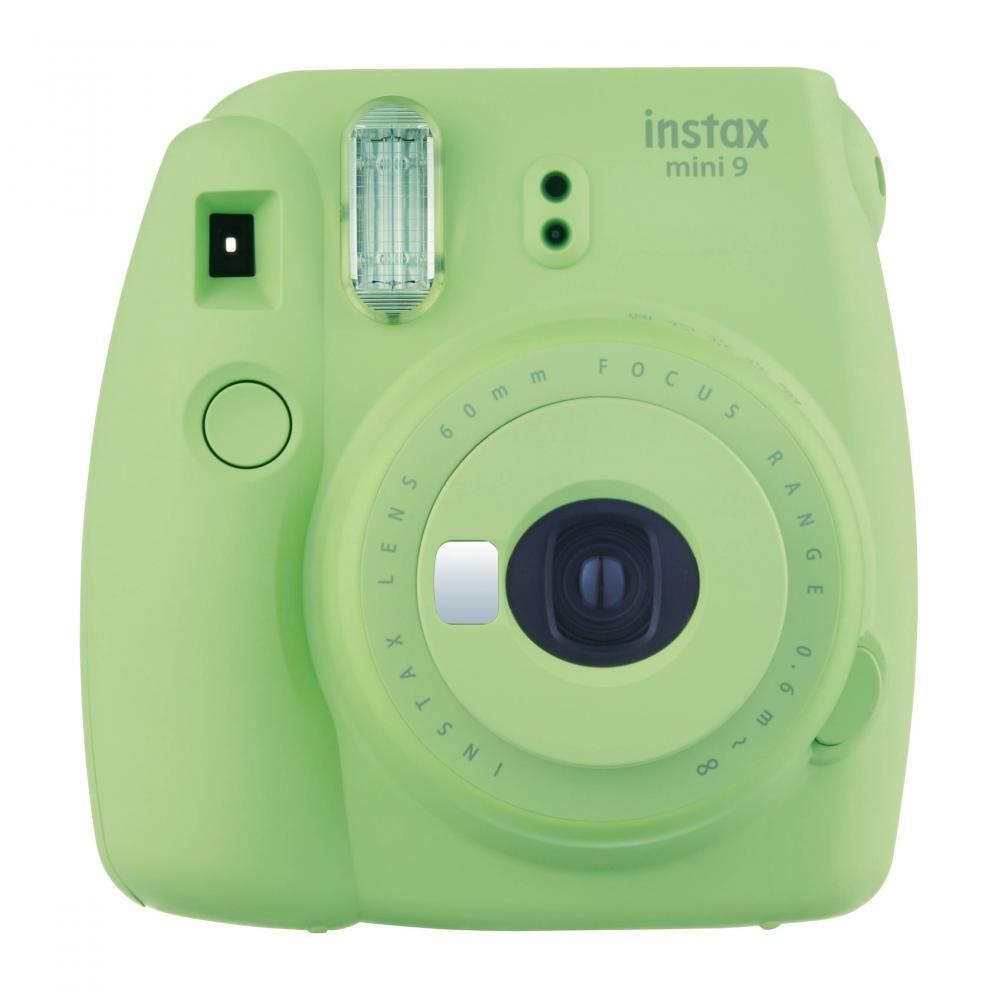 FujiFilm instax mini 9 Instant Film Camera, Lime Green