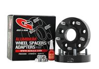 G2 Axle and Gear 6X5.5 1.25IN WHEEL SPACER 6X5.5 GM 14MM STUDS 93-38-125