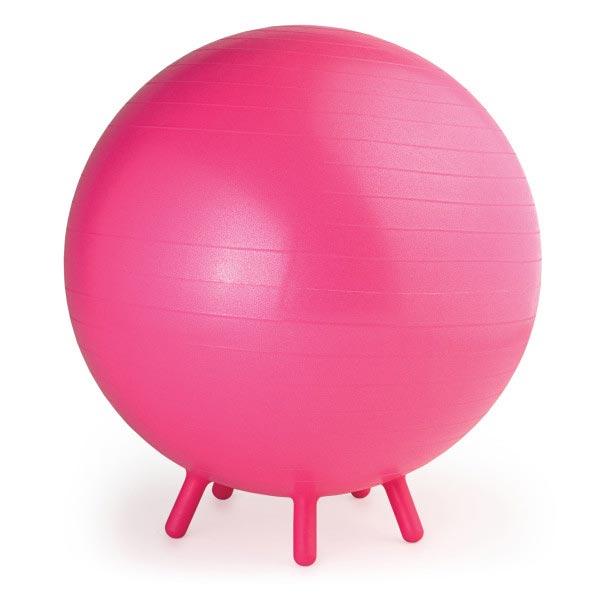 Gaiam Kids Stay-N-Play Ball 45cm Pink