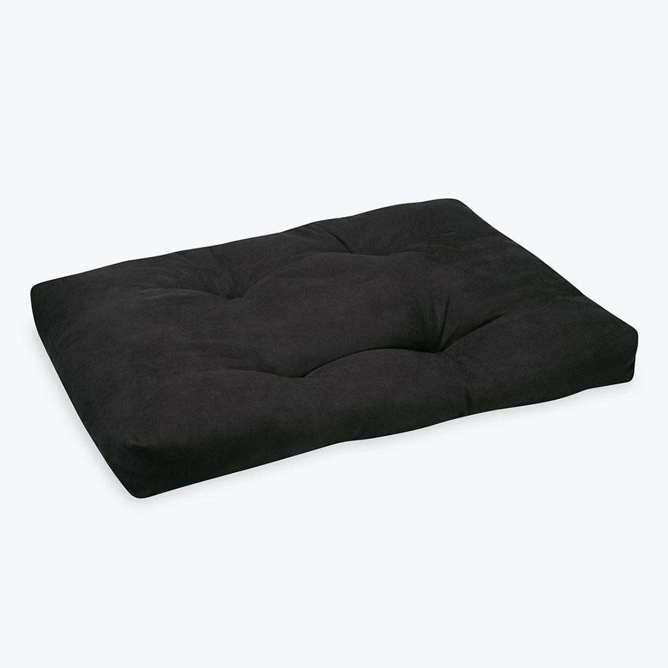 Gaiam Zabuton Floor Cushion Black