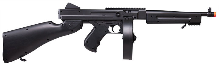 Game Face GFSMG(black)Electric full/semi-auto submachine gun incl. sling mounts battery and charg