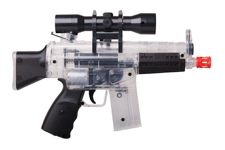 Game Face M74 (clear)Dual Power Mini AEG Rifle