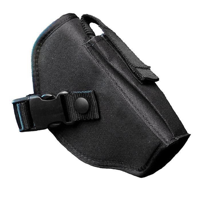Game Face Pistol Holster - Adjustable holster - fits most handguns