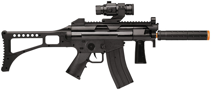Game Face TACR91 (black)Electric powered full-auto tactical rifle - incl. battery & charger