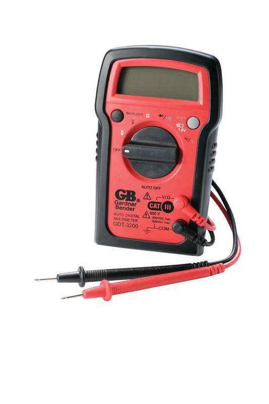 GDT-3200 7/FUNC DIG MULTIMETER