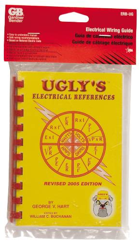 UGLY'S ELECTRICAL REFERENCE BOOK