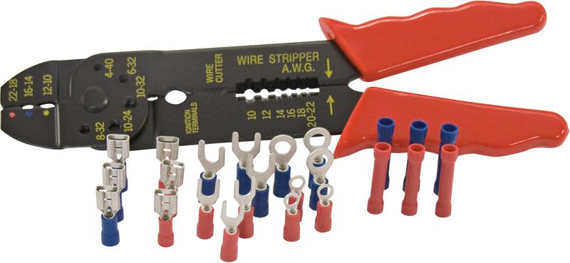 GS-67K TERMINAL/CRIMP TOOL KIT