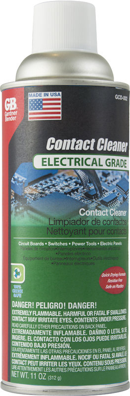 GCD-002 CONTACT CLEANER