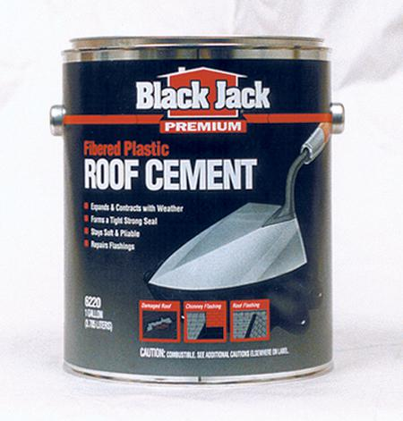 6220 1G FBR PLAS ROOF CEMENT