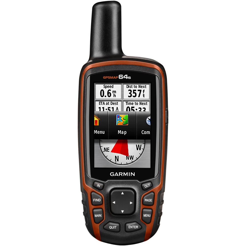 Handheld GPS High Sensitivity