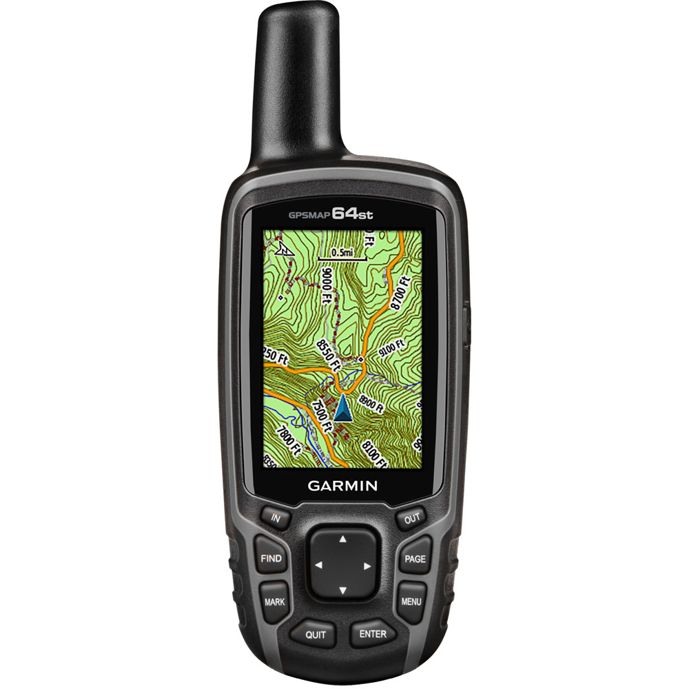 Handheld GPS High Sensitivity, Topo Loaded,100k