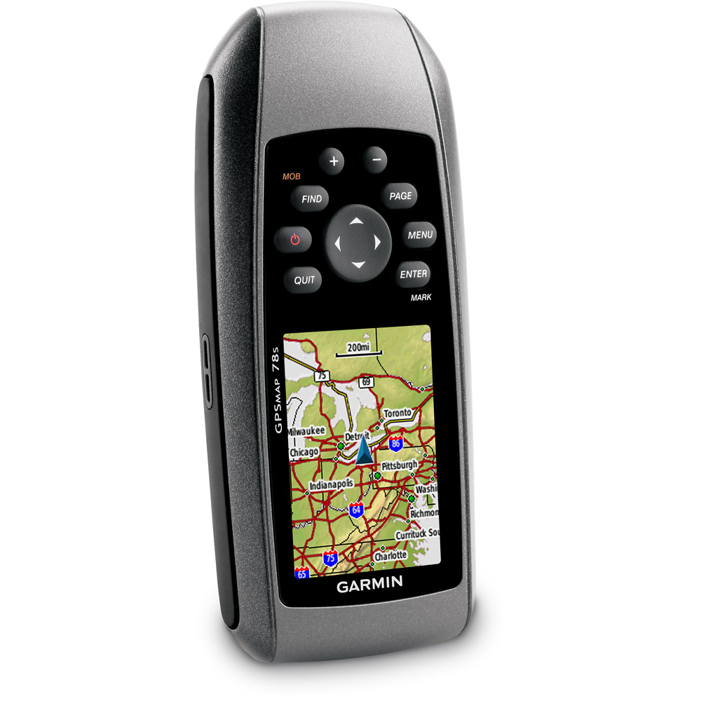 Garmin Products - Chicago map gps