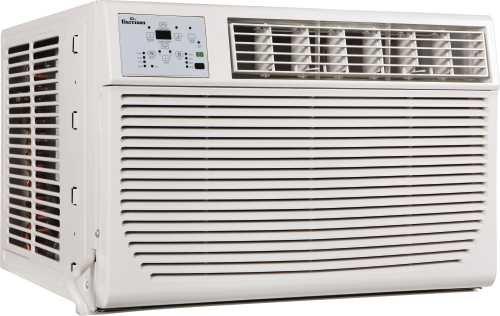 GARRISON AIR CONDITIONER, WINDOW MOUNT, REMOTE CONTROL, 12,000 BTU, HEAT AND COOL