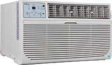 GARRISON AIR CONDITIONER, THROUGH-THE-WALL, REMOTE CONTROL, 8,000 BTU, COOL ONLY
