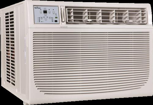 GARRISON� AIR CONDITIONER, WINDOW MOUNT, 18,000 BTU, 230/208 VOLTS, HEAT AND COOL