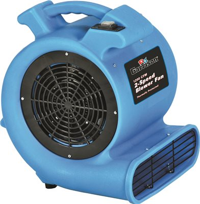 GARRISON� 2-SPEED BLOWER-TYPE FAN, 1,200 CFM