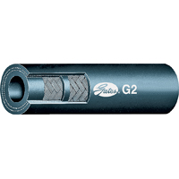 Gates Global G2 86624 Wire Braided Hydraulic Hose, 1 in X 50 ft, 2400 psi, Synthetic Rubber