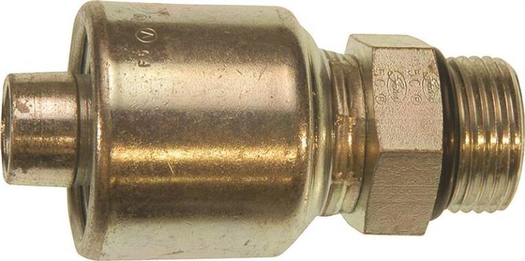 HOSE FIT HYDR 8G-8MB 1/2IN