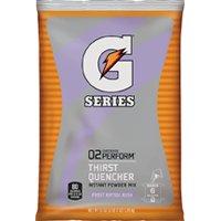 Gatorade G Series 33672 Instant Thirst Quencher Sports Drink Mix, 51 oz, Powder