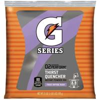 Gatorade G Series 33673 Instant Thirst Quencher Sports Drink Mix, 21 oz, Powder