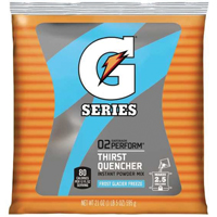 Gatorade G Series 33677 Instant Thirst Quencher Sports Drink Mix, 21 oz, Powder