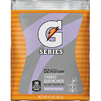 Gatorade G Series Frost Instant Thirst Quencher Sports Drink Mix, 8.5 oz, Powder