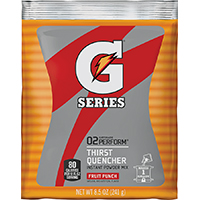 Gatorade G Series 03808 Instant Thirst Quencher Sports Drink Mix, 8.5 oz, Powder