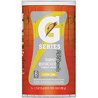 Gatorade G Series 13163 Instant Thirst Quencher Sports Drink Mix, 1.34 oz, Powder