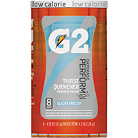 Gatorade G2 Series Instant, Non-Carbonated, Thirst Quencher Sports Drink Mix, 0.52 oz, Powder