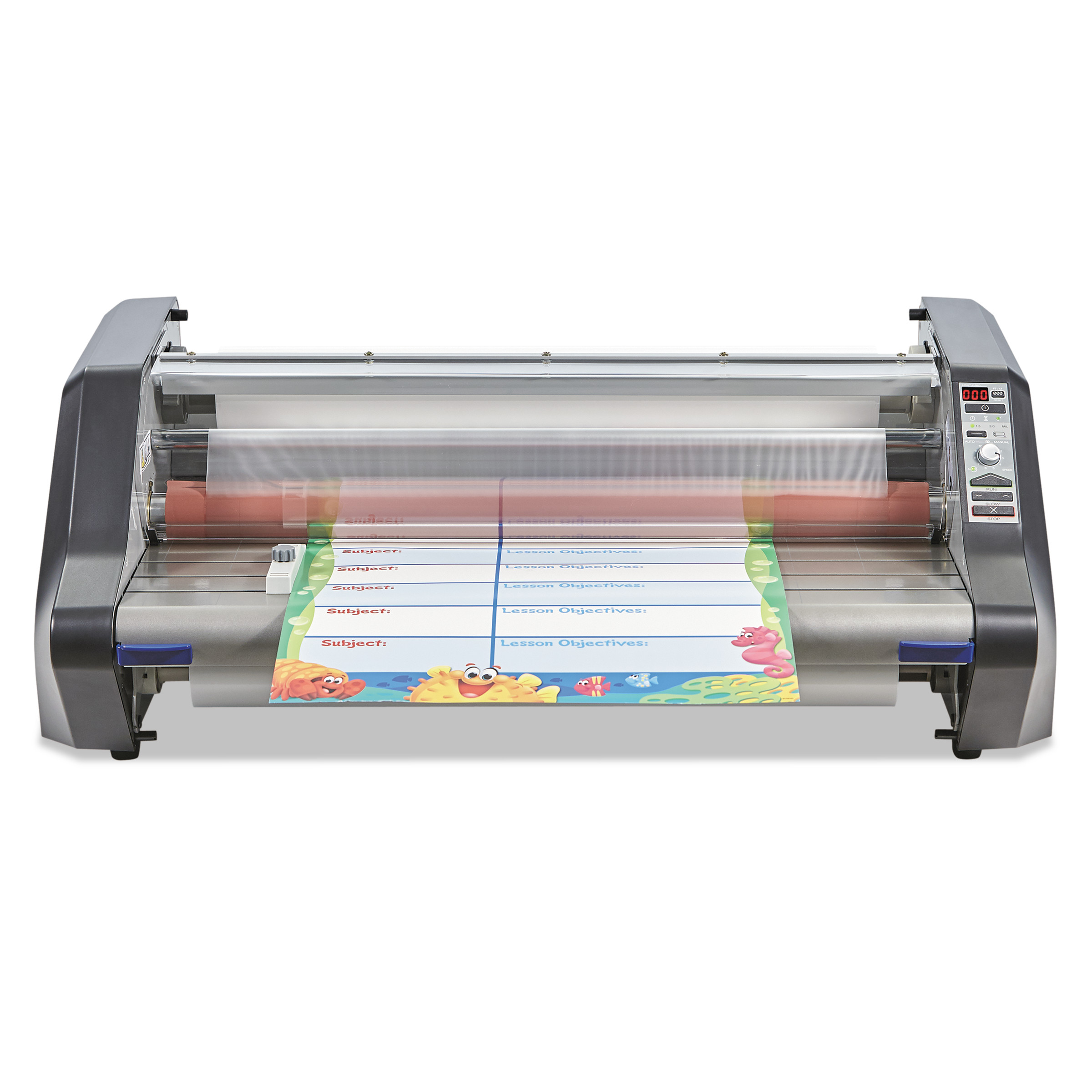 """Ultima 65 Thermal Roll Laminator, 27"""" Wide, 3mil Max Document Thickness"""