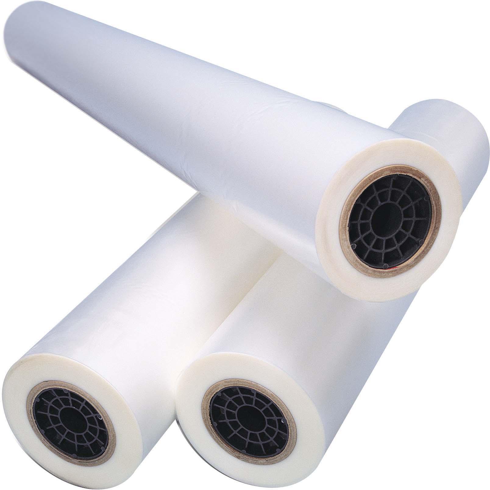 """NAP-Lam I Roll Film, 3 mil, 1"""" Core, 25"""" x 250 ft, 2 per Box"""