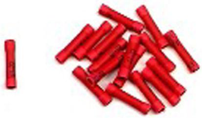 10-121 22-18 RED BUTT SPLICE
