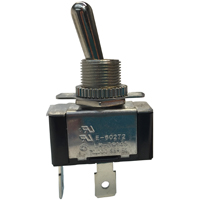 SWITCH TOGGLE SPST SPADE TERM
