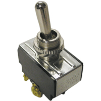 Gardner Bender GSW Toggle Switch, 125 VAC, 20 A, 1 P