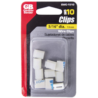STICK ON WIRE CLIPS