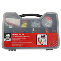 Gardner Bender GK-50N Electrical Tool Box, 137 Pieces