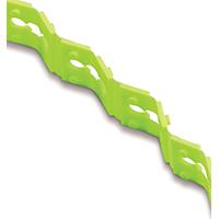 Gardner Bender GSP-24 Twist-Apart Spacer, 4 in L, Plastic, Fluorescent