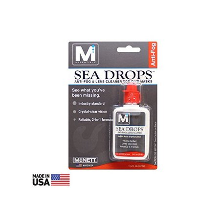 Gear Aid Sea Drops Anti-Fog Lens Cleaner, 1.