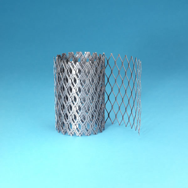 """12"""" x 96"""" Roll Of Stainless, 18-ga, 5/8"""" Mesh"""