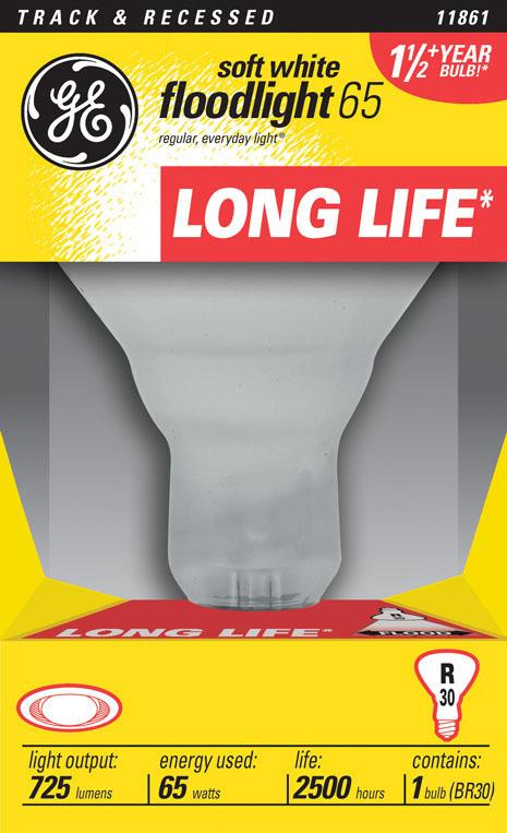 65R30/FL/LL LNG LIFE FLOOD LIT
